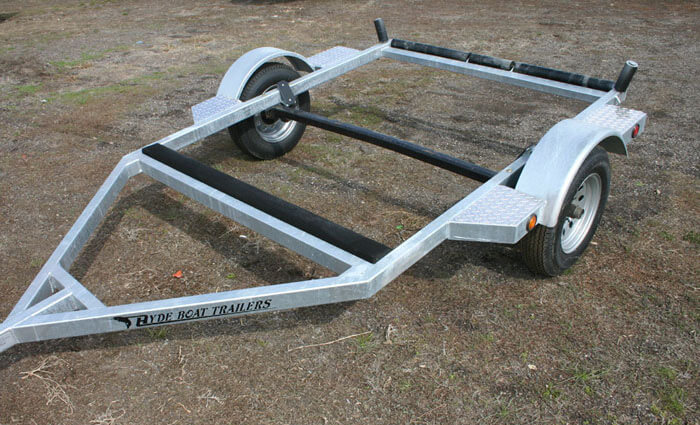 Drift Boat Trailer - boat repair idaho falls