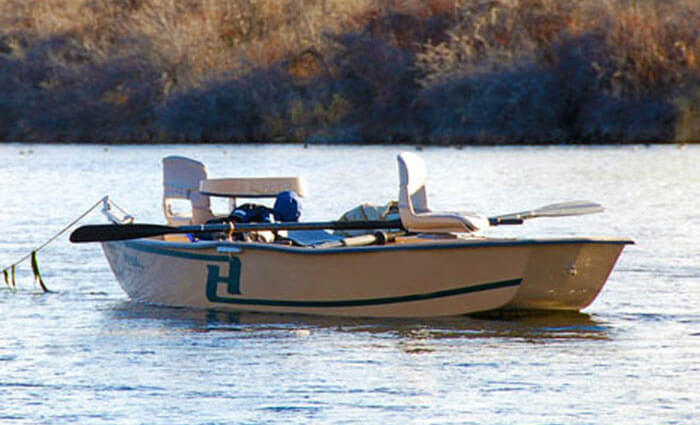 Drift Boat - boat repair idaho falls